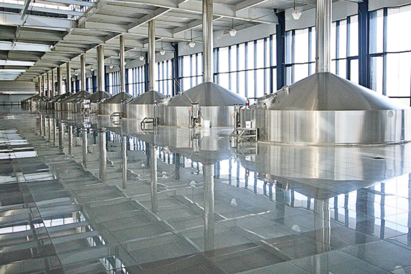 Multi-Phased Brewery Expansion