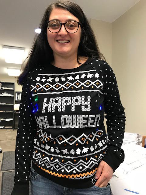 Vestal Corp Halloween