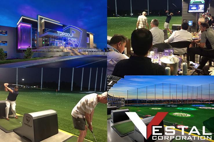 Vestal Corp golf