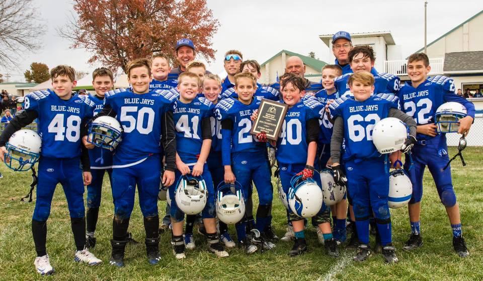 Vestal Corp football team