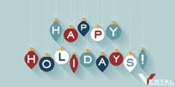 Vestal Corp Happy Holidays