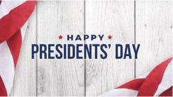 Vestal Corp Presidents Day
