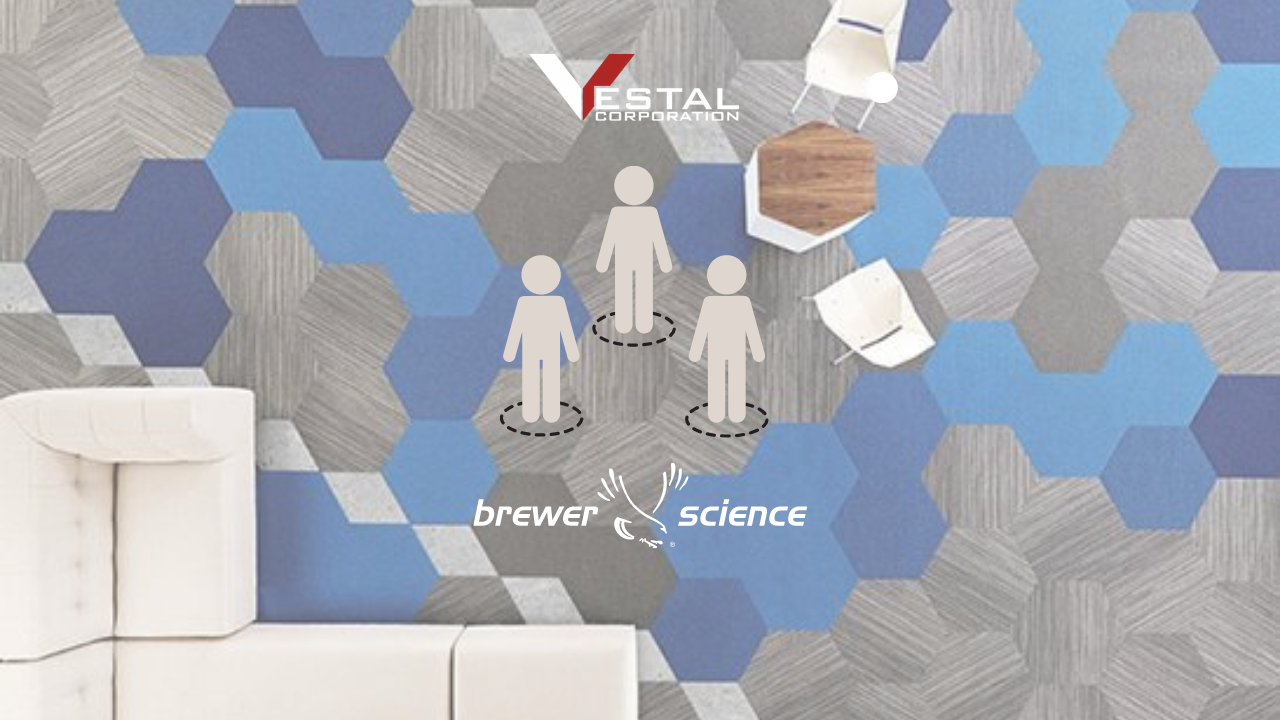 Vestal Corporation designs Wellness Space Social Distancing Brewer Science
