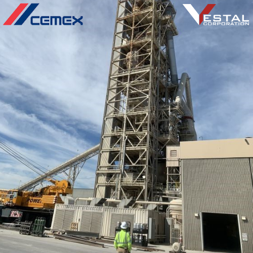 Vestal Corporation Engineering Provider for Cemex