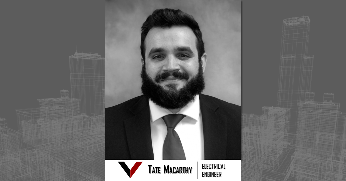 Vestal Corporation - Engineers | Architects | Construction Consultants | New Hire Tate Macarthy