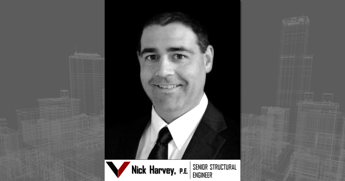 Vestal Corporation | Engineers | Architects | Construction Consultants | Welcome Nick Harvey P.E.