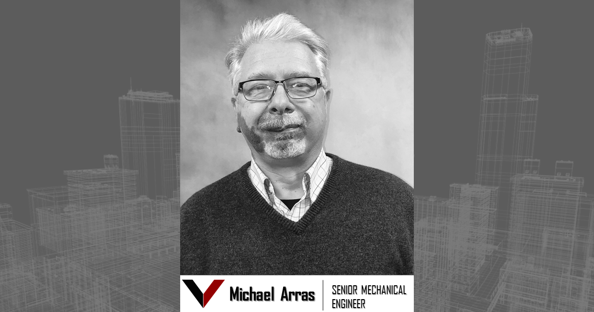 Michael Arras joins Vestal Corporation - Engineers | Architects | Construction Consultants