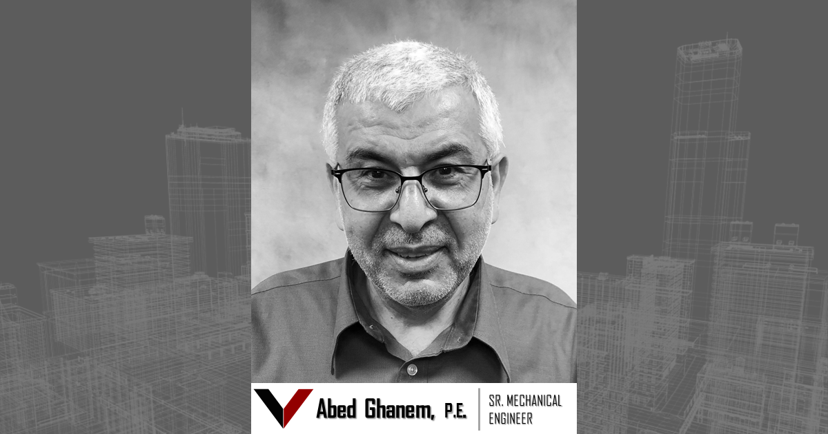 Vestal Corporation - Engineers | Architects | Construction Consultants welcome Aben Ghanem
