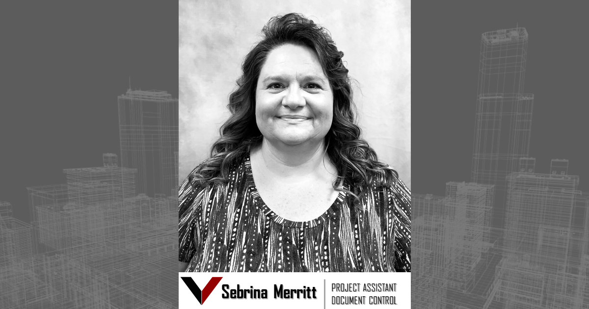 Vestal Corporation - Engineers | Architects | Construction Consultants Welcomes Sebrina Merritt