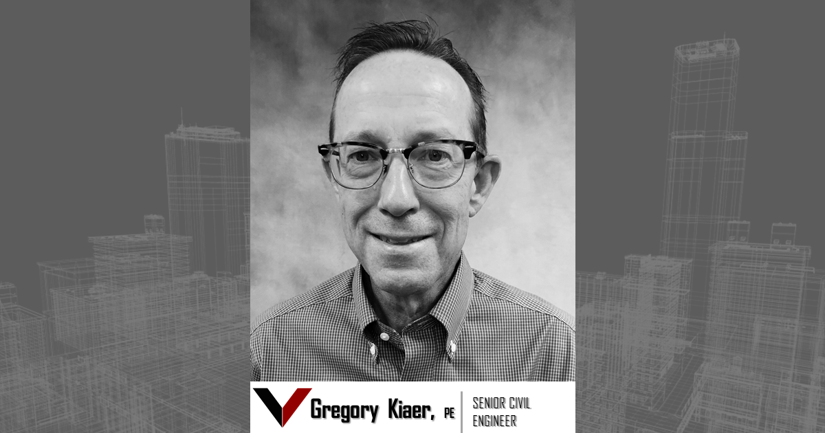 Vestal Corporation - Engineers | Architects | Construction Consultants Gregory Kiaer
